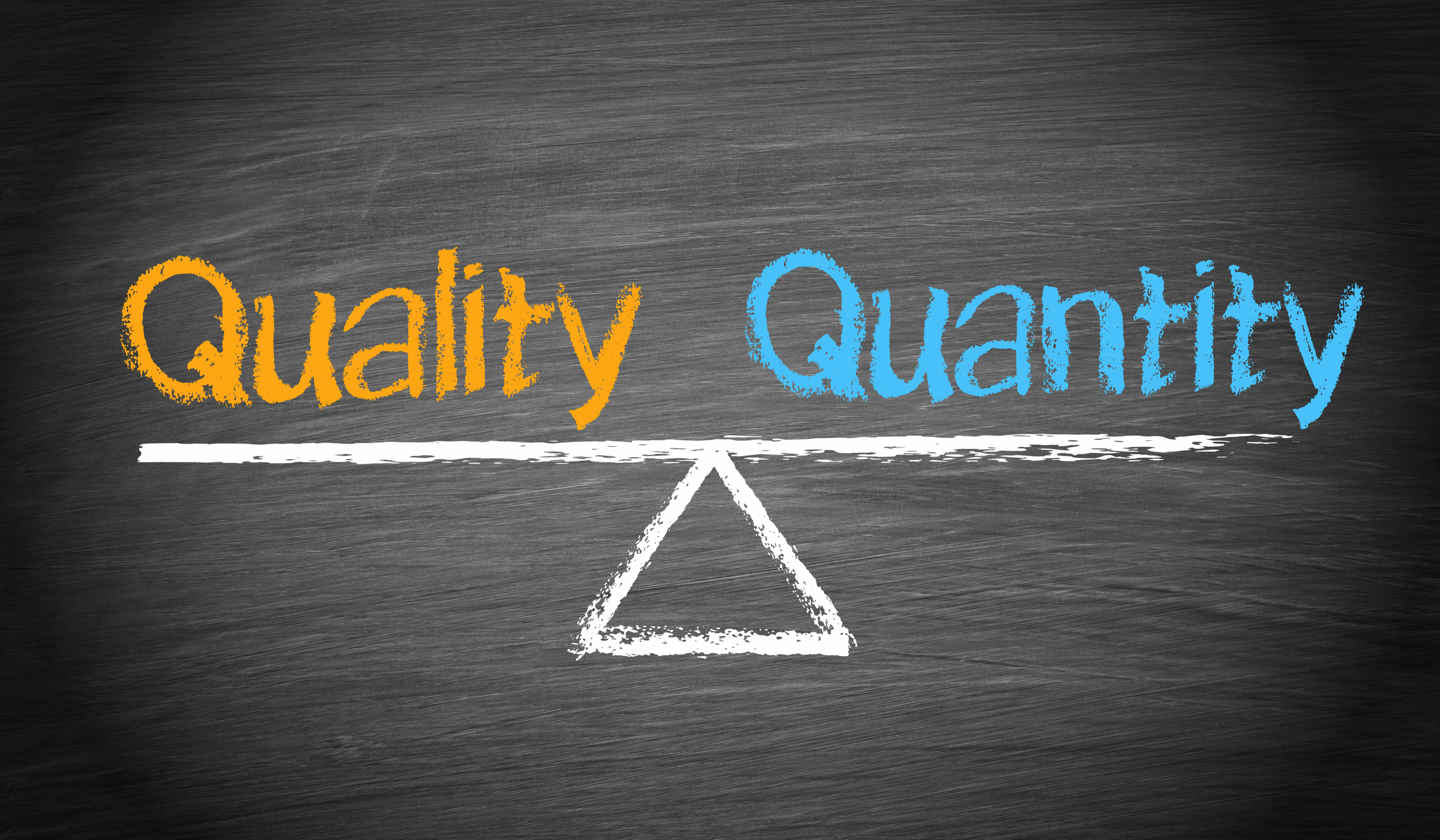 Quality vs quantity lead generation at events